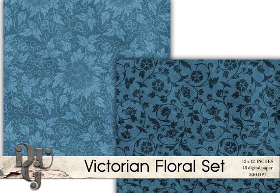 3 Pack 12 by 16 Victorian Romance Deco Art Decoupage Paper