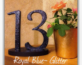 Table Number, Wedding Decoration, Wedding Signs, Wedding Reception Sign