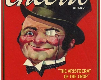 Cheerio Brand The Aristocrat of the Crop Merrill Packing Co Salinas California