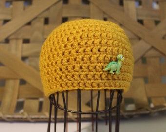 76e268b8b73 Baby Dinosaur Hat