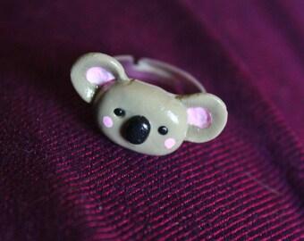 Koala Ring (Made to Order)