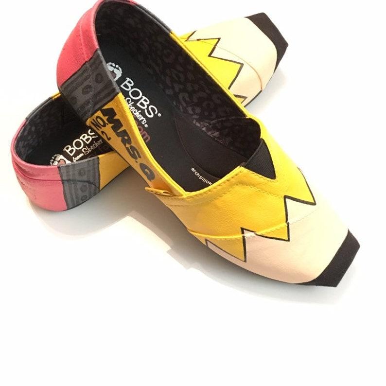Pencil shoes