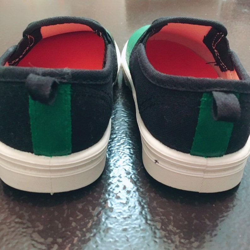 2dfe16e16f08b Hulk Smash custom painted shoes. Made to Order. Hand Painted