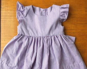 42d67f4b724e Purple easter dress