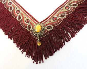 Arabian Horse Presentation Set: Show Halter & Breast Collar