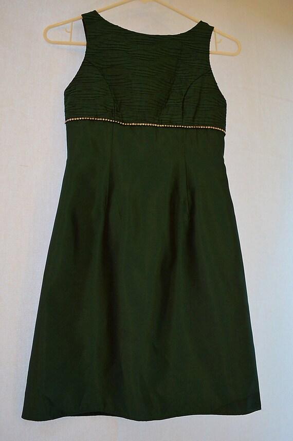 Jessica McClintock Girls Dress // Vintage Girls Dr