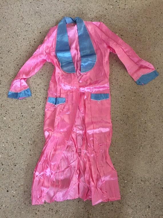 Pink China Doll 4 Piece Pyjama Set