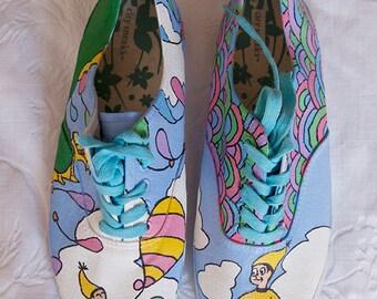 Dr Seuss Shoes*