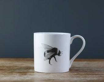 Bumble & Bee Fine Bone China Cup