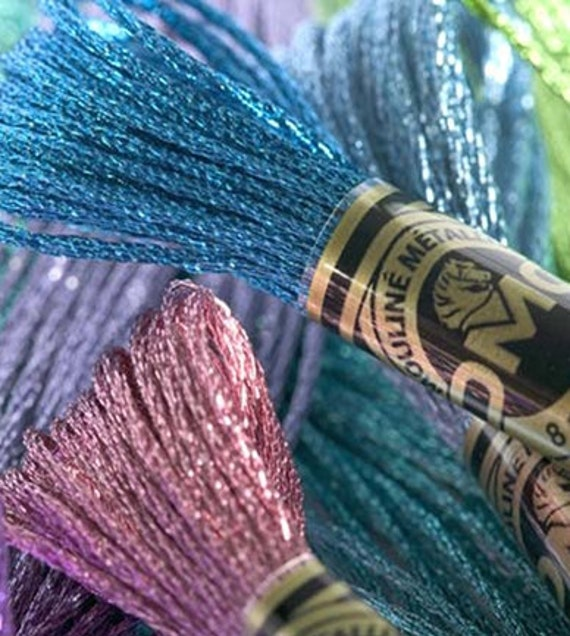 DMC Light Effects Mouline/' Embroidery Floss