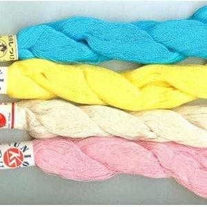 2 Japanese Cotton Basting Thread Union Sewing blue 100/%