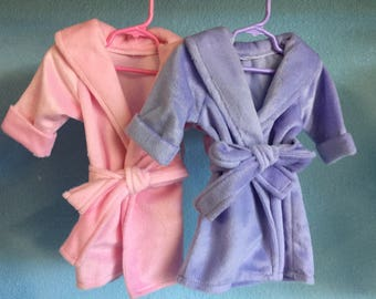 Bathrobe for 18inch dolls