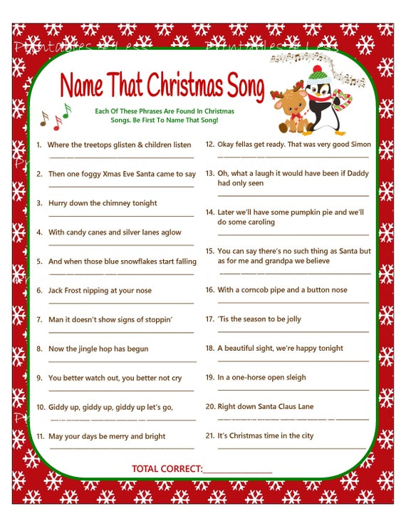 image about Christmas Caroling Songs Printable named Xmas Carol Recreation, Do-it-yourself Xmas Music Activity, Xmas Audio Recreation, Printable Xmas Online games, Do it yourself Vacation Video games, Christmas - Printables 4 Fewer