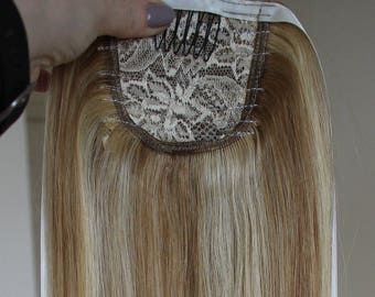 "24"" Wrap around-Human hair Ponytail -100% Human hair extensions. WOW"