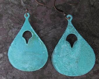 Rustic Arabian Earrings