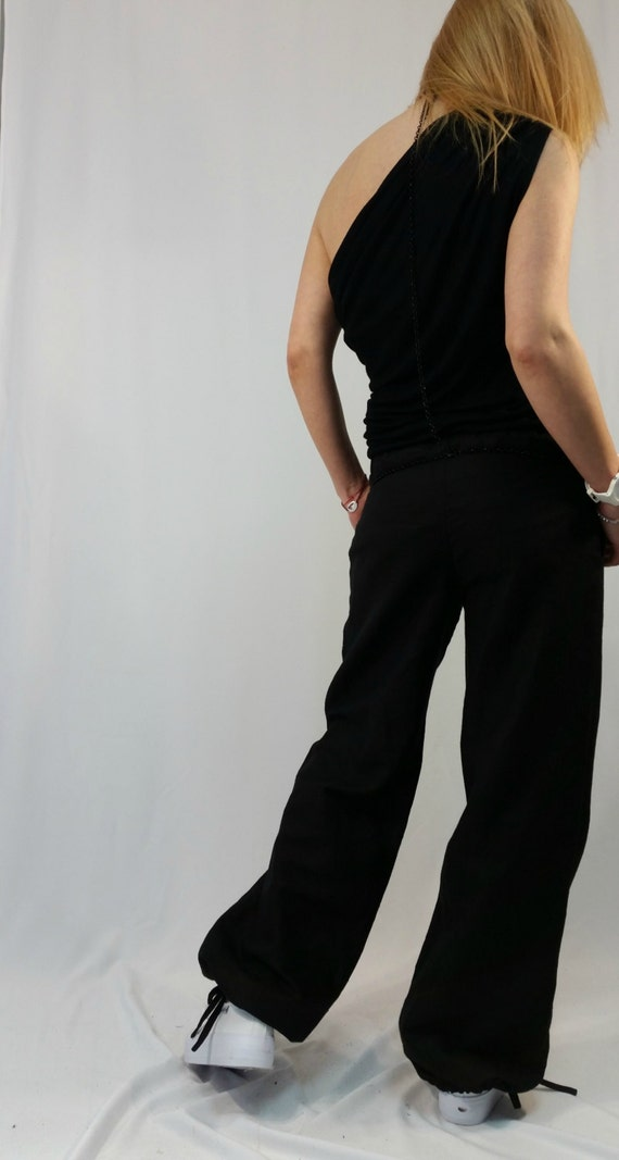 first rate undefeated x elegant shape Loose Linen Pants / Linen Trousers / Summer Pants / Women Casual Pants /  EXPRESS SHIPPING / MD 2002