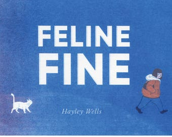 Feline Fine - 40 page wordless book