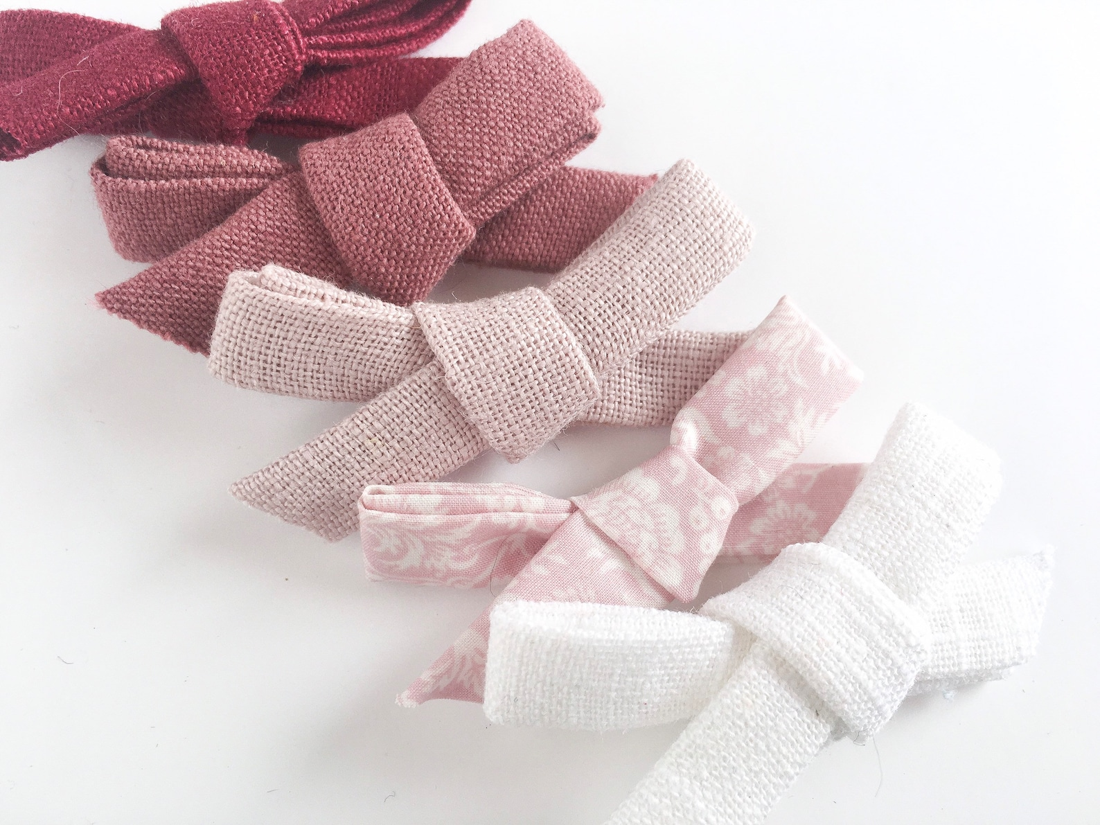 Best selling Handmade Hair Bow Set