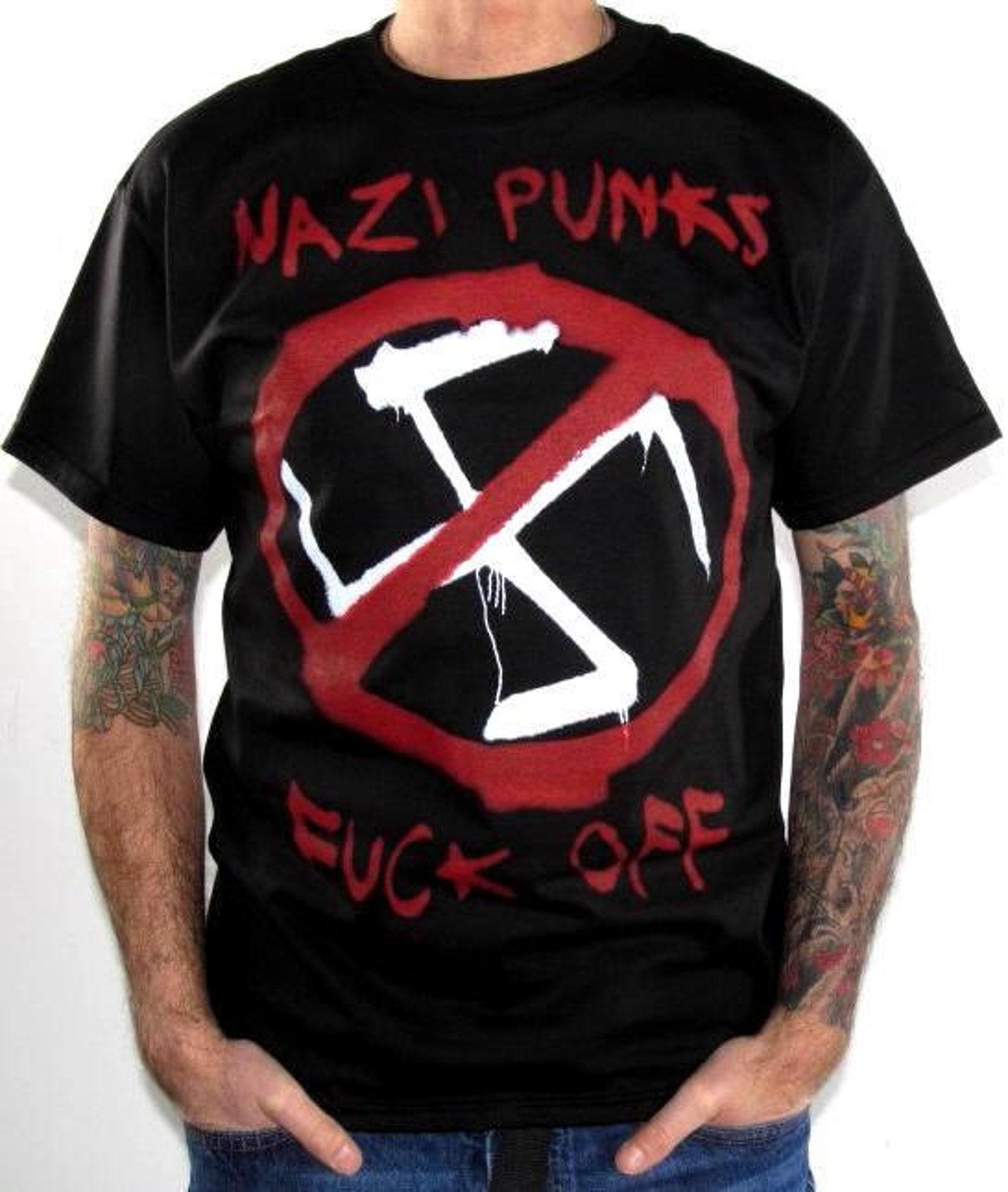 Dead kennedys nazi punks fuck off