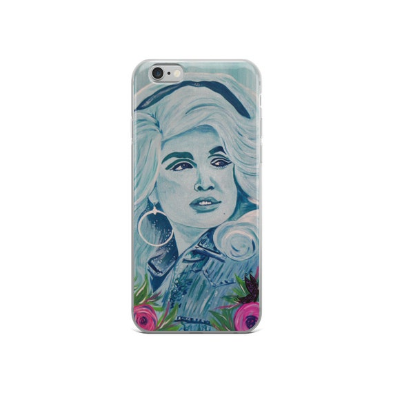 Dolly Parton What Would Dolly Do iphone case