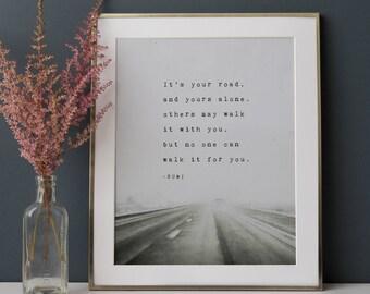 Rumi Quote Etsy