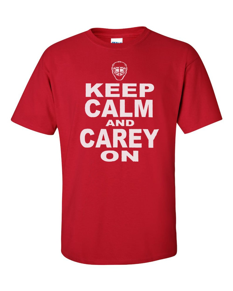 a36765824 Carey Price Inspired Keep Calm and CAREY On