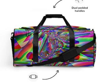 "Duffle bag ""Artsie"""