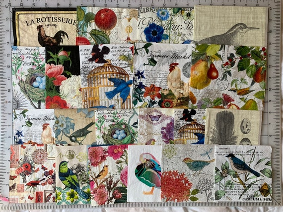 Meeting point Decoupage 4x Paper Napkins for Party