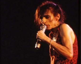 Alice Cooper Concert Photo Met Center 1980 Flush The Fashion Tour