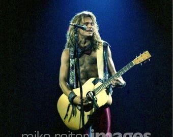 David Lee Roth Van Halen Photograph Original Print 1979 St. Paul Civic Center