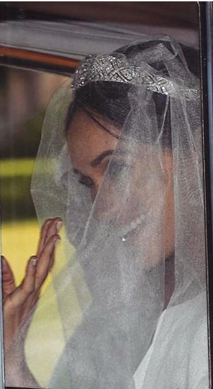 Glimmer Tulle Veil Drop Veil Shimmer Veil Wedding Veil image 0