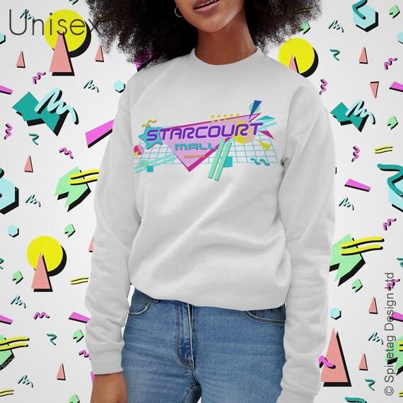 Revel Shore Stranger Things Starcourt Mall Sweater
