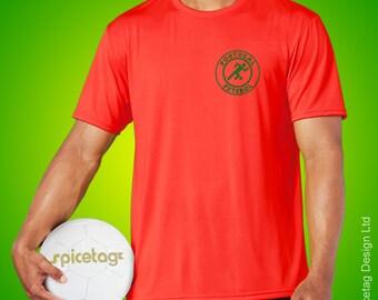 Portugal Retro Sport T-shirt Portuguese Stick Man Football World Soccer T Shirt