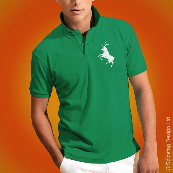 Ireland Polo Shirt Irish Poloshirt Football T-shirt 2018 World Cup Collar Top Soccer Tee Goal Retro Flag National Champions Mens Luck Of The