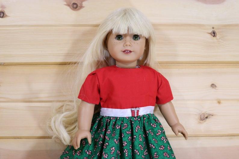 0287ae7ab90 Customized American Girl Doll Allison   Etsy