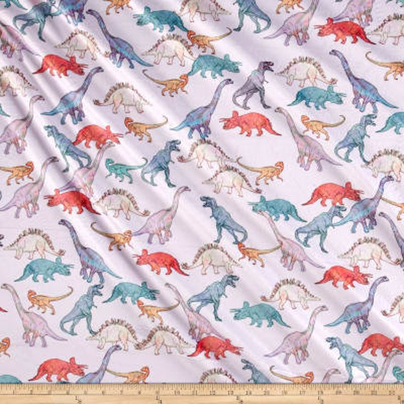 Menstrual Dinorama Lavender Minky Top\u300aYou choose size /& absorbancy\u300b Postpartum incontinence Reusable Cloth Pads