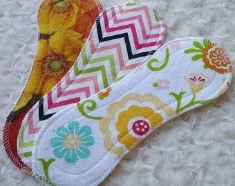Pad Top Liners - great for postpartum witch hazel and other medications - boost pad absorbency