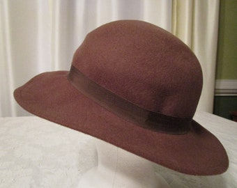 Vintage Doeskin by Geo W. Bollman Hat fcbf15787835