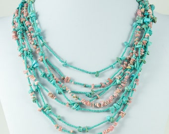 Floridian Chipped necklace