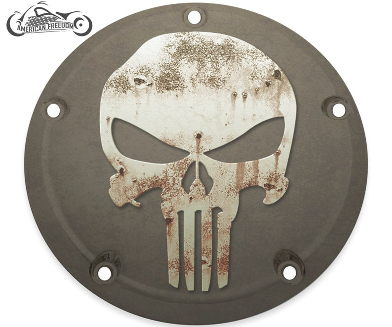Harley Davidson Custom Made Derby Cover or Timing cover (Your choice) on