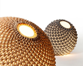 Knitted Floor Lamp, Modern knitted Lamps, Lighting, Modern Lamps, Lampshades, Floor Lamps
