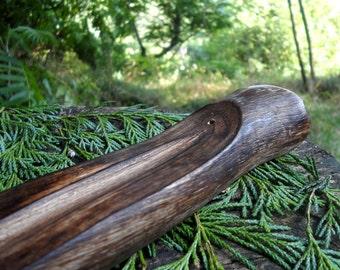 Natural Branch Incense Holder