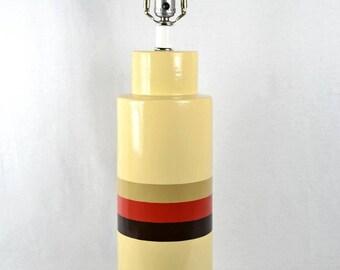 Retro 1970s Phil-Mar Table Lamp