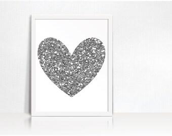 4b91d8fbc Heart the sparkle | Etsy