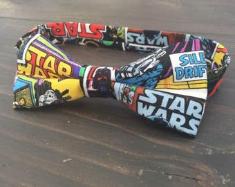 Star wars Bow ties, pretied, Pick your own