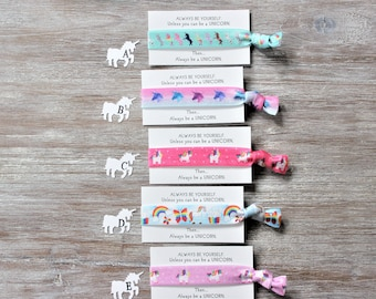 Unicorn-always be yourself unless you can be a unicorn then always be a unicorn-Hair Ties