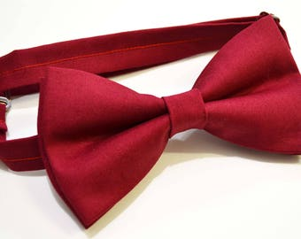 f6050bcd2647 Apple Red bow tie,ruby bow tie,red bow tie, baby bow tie, boys bow tie,baby bow  tie,adult bow tie,groomsmen bow tie, men's bow tie