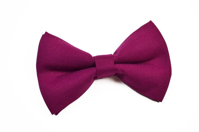 1395e873fd16 Sangria bow tiewine bow tie baby bow tie boys bow tiebaby | Etsy