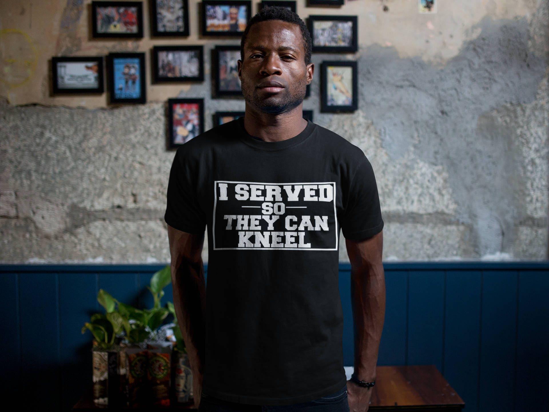 I Served t-shirt Colin Kaepernick  08e4577154fd