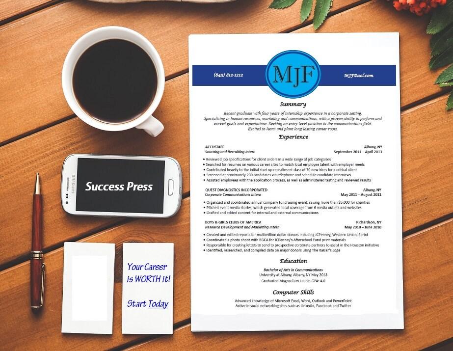 Custom resume writing guide